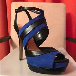 Brand New Gorgeous Jessica Simpson Cobalt Heels